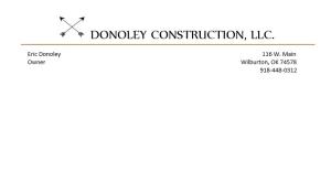 Donoley Construction image